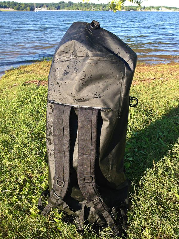 d55f70fddf WeStroke   Grunden Gage Shackelton Duffel Bag Review